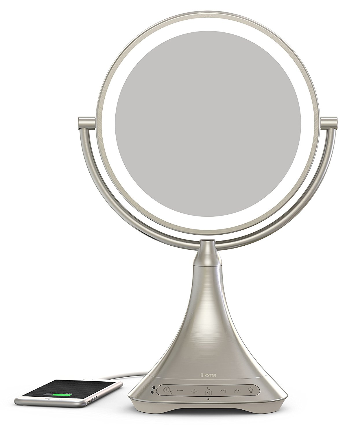 iHome All-In-One Vanity Mirror